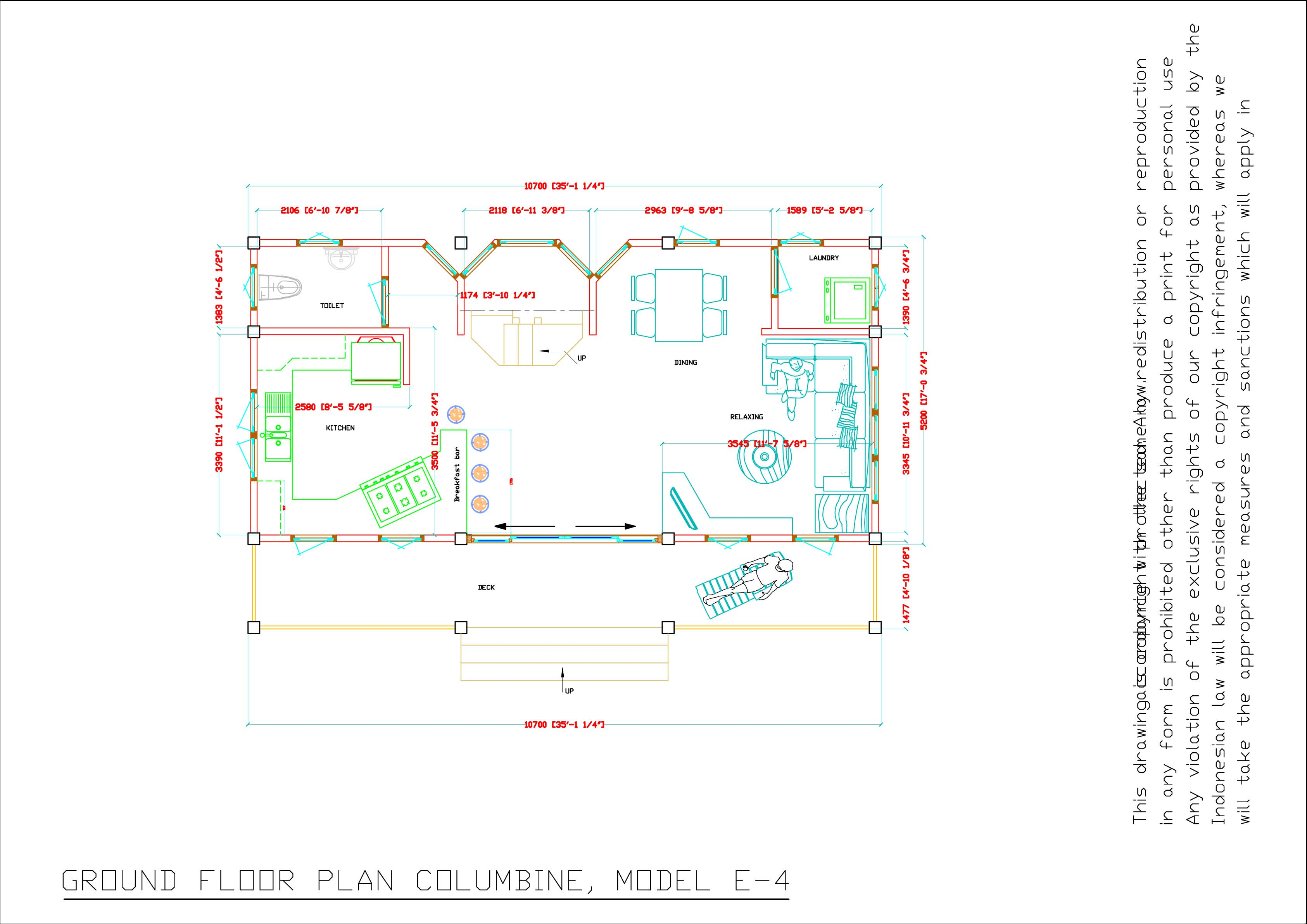 Colombine floorplan-1
