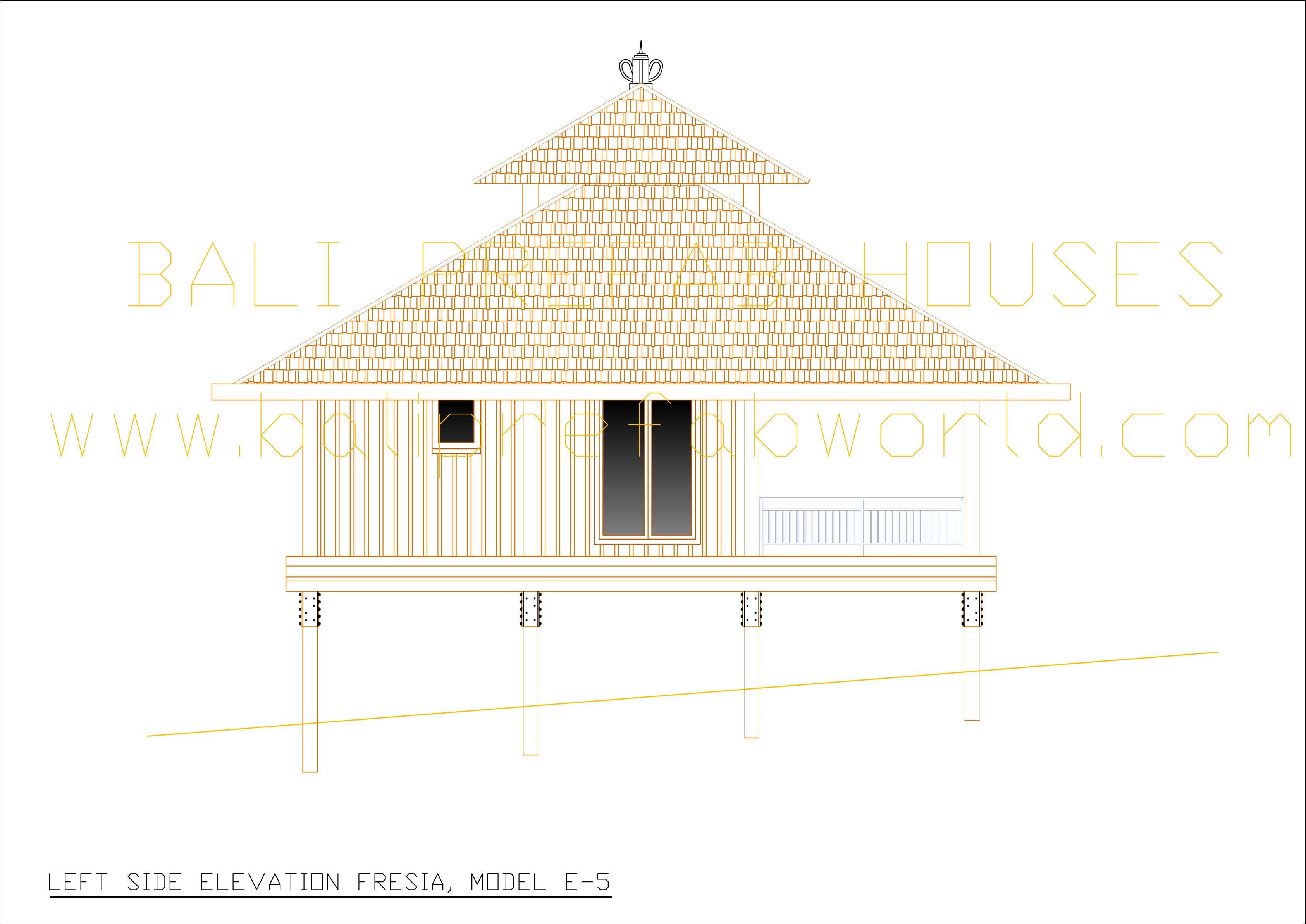 Bali home front elevation joy studio design gallery for Home elevation front side