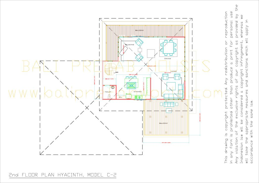 Ground Floor Plan Front Elevation : Bali prefab world bedroom set helianthus hyacinth
