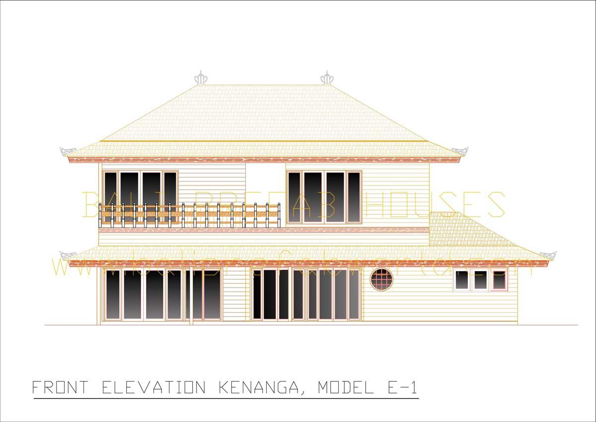 Kenanga front elevation
