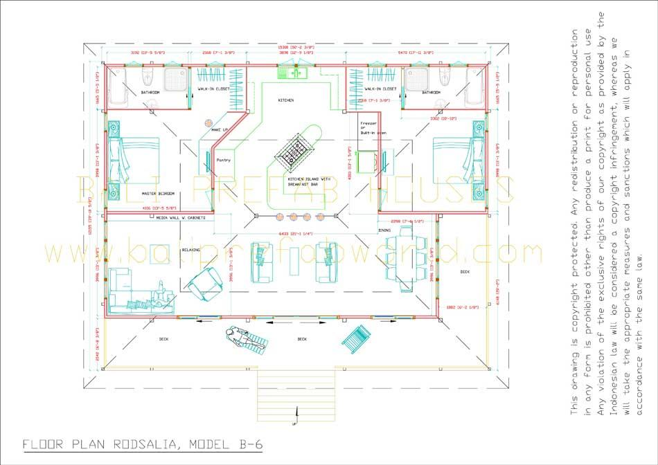 Rosalia floorplan