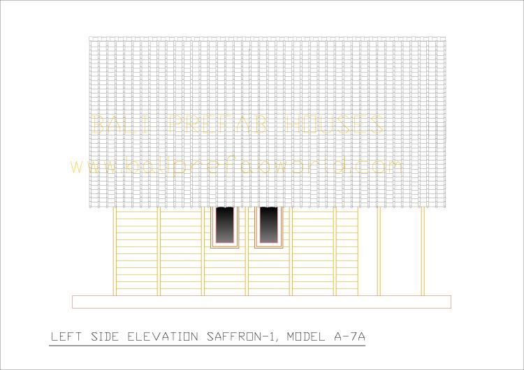 Saffron_1 left side elevation-a