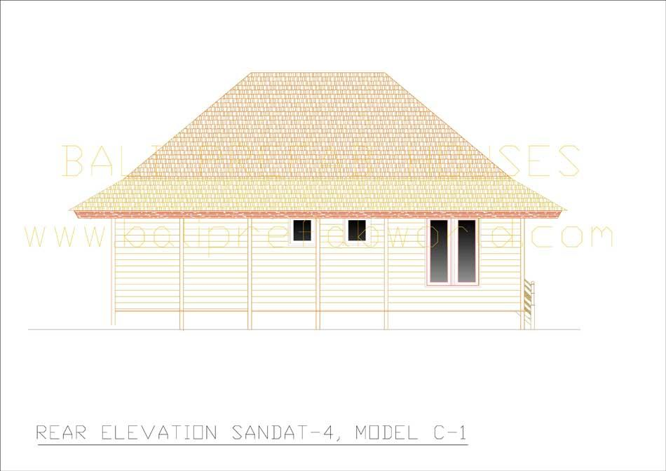 Sandat-4 right side elevation
