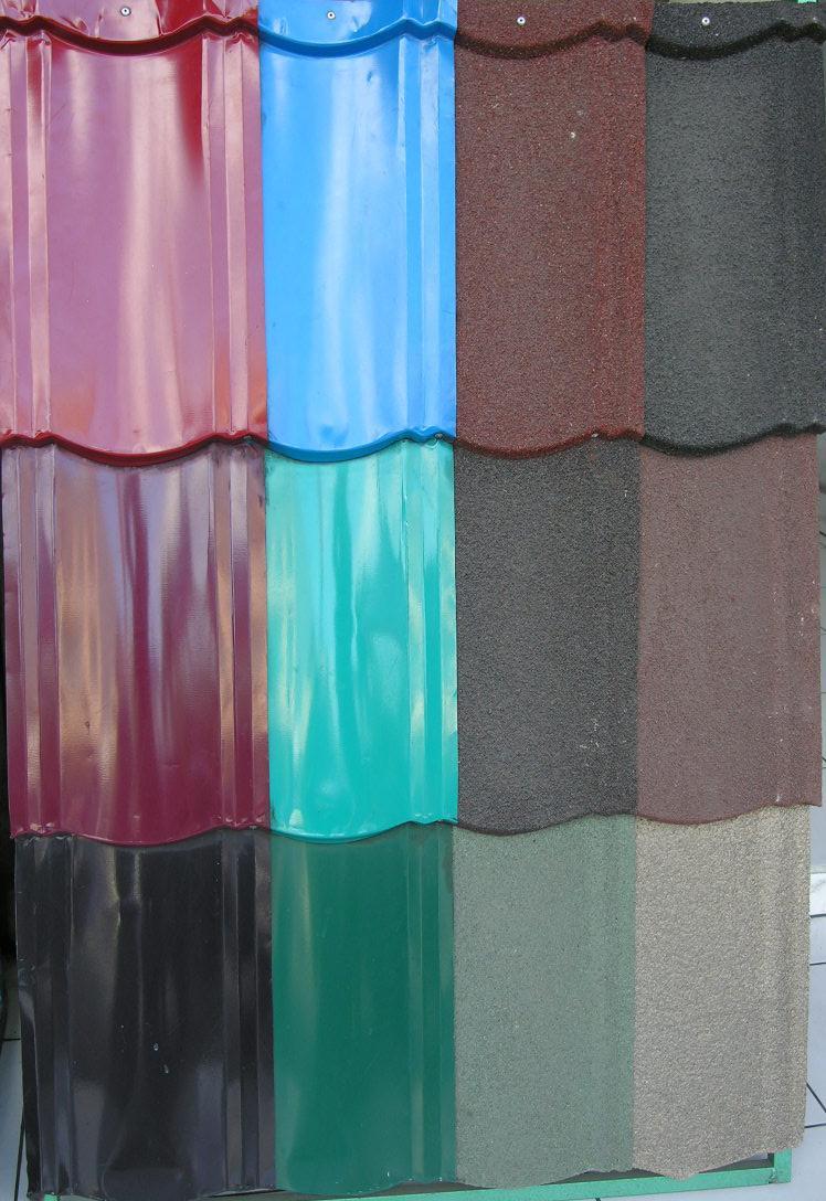 Tile Roof Barrel Tile Roof Colors