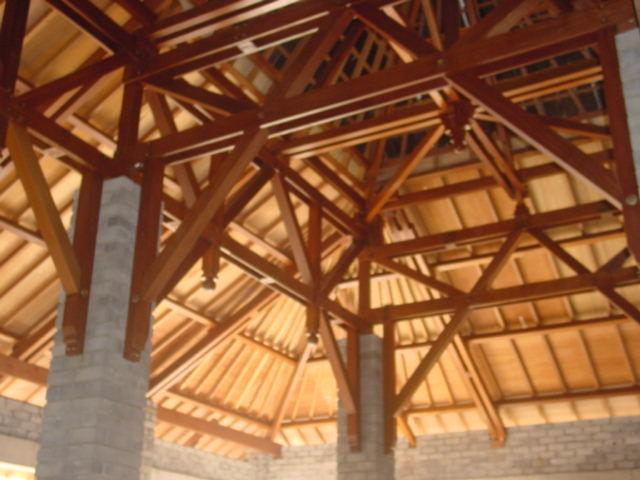 Bali Prefab World Construction Amp Assembly Roof