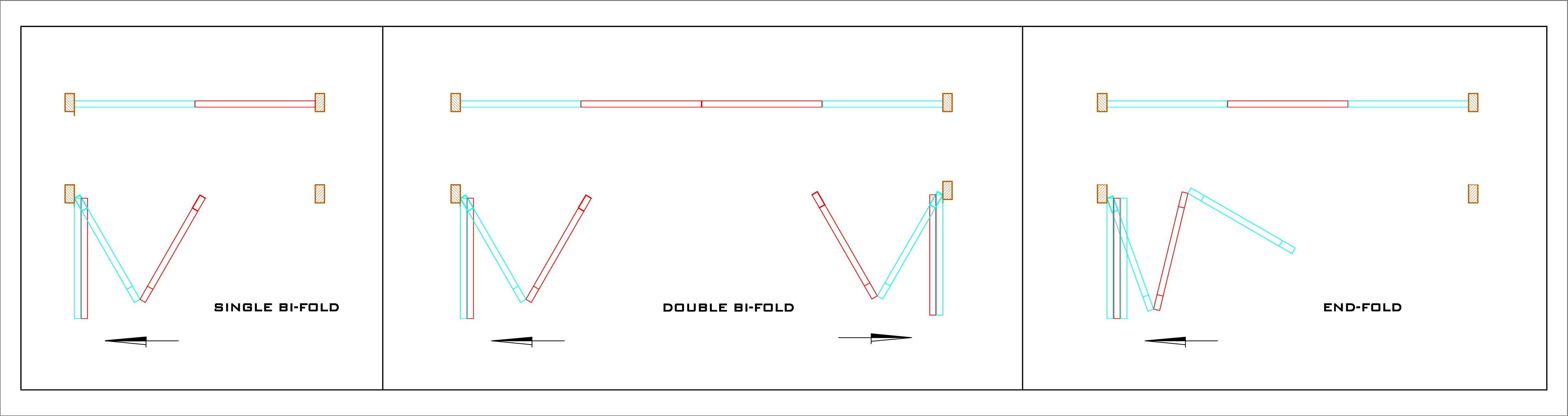 Folding Door System 01