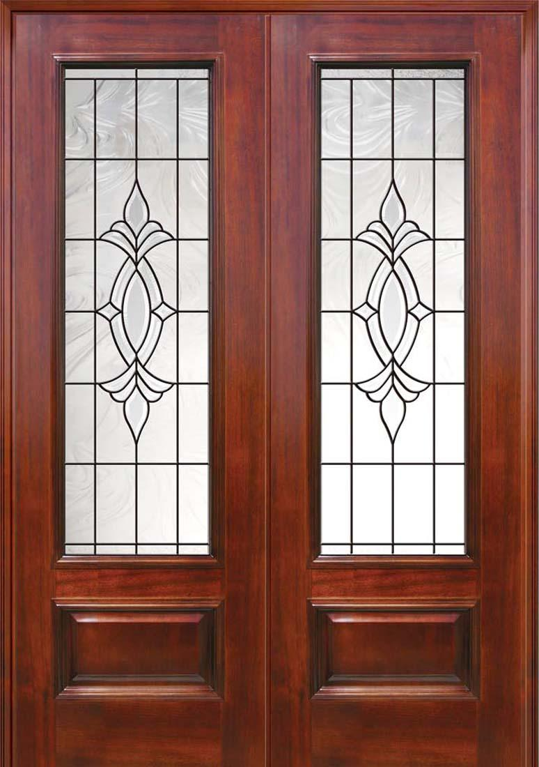 Bali prefab world hardwood doors french style doors for French style double doors