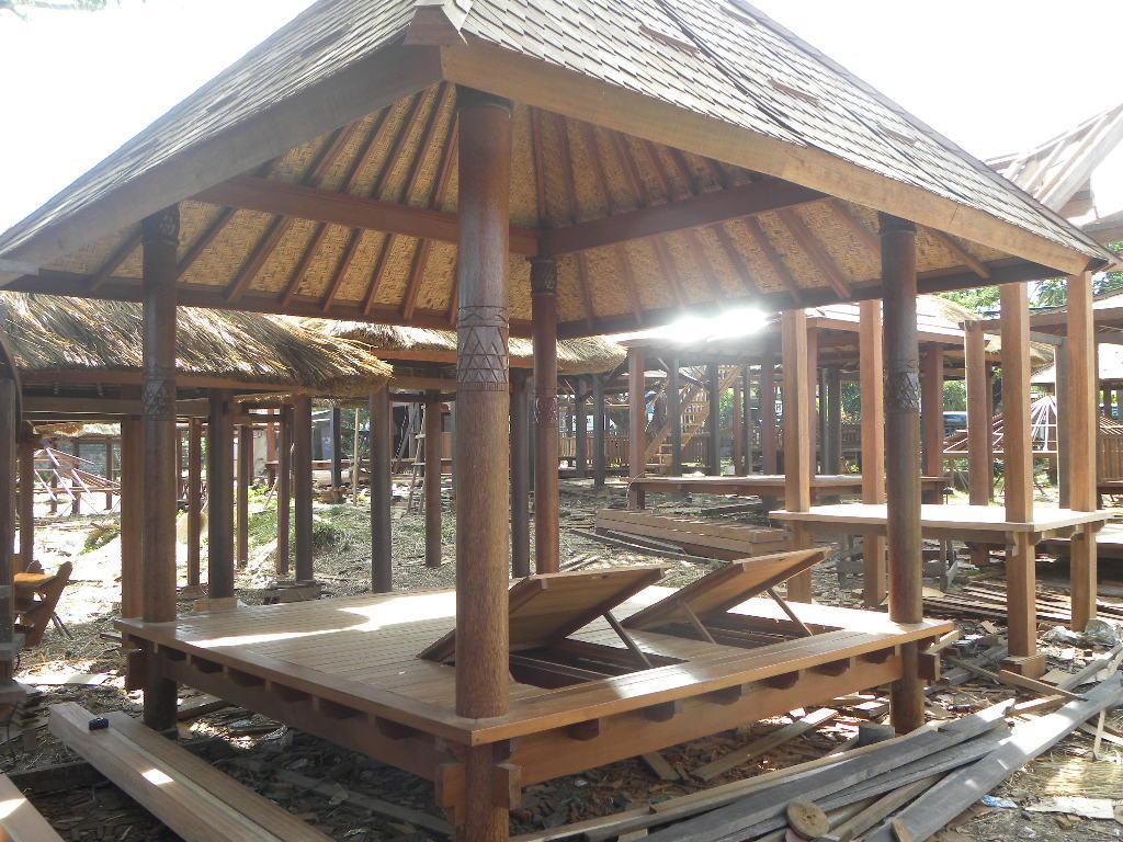 Bali prefab world | Gazebos | Standard models - Bali