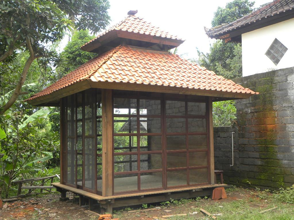 asian style gazebo teahouse
