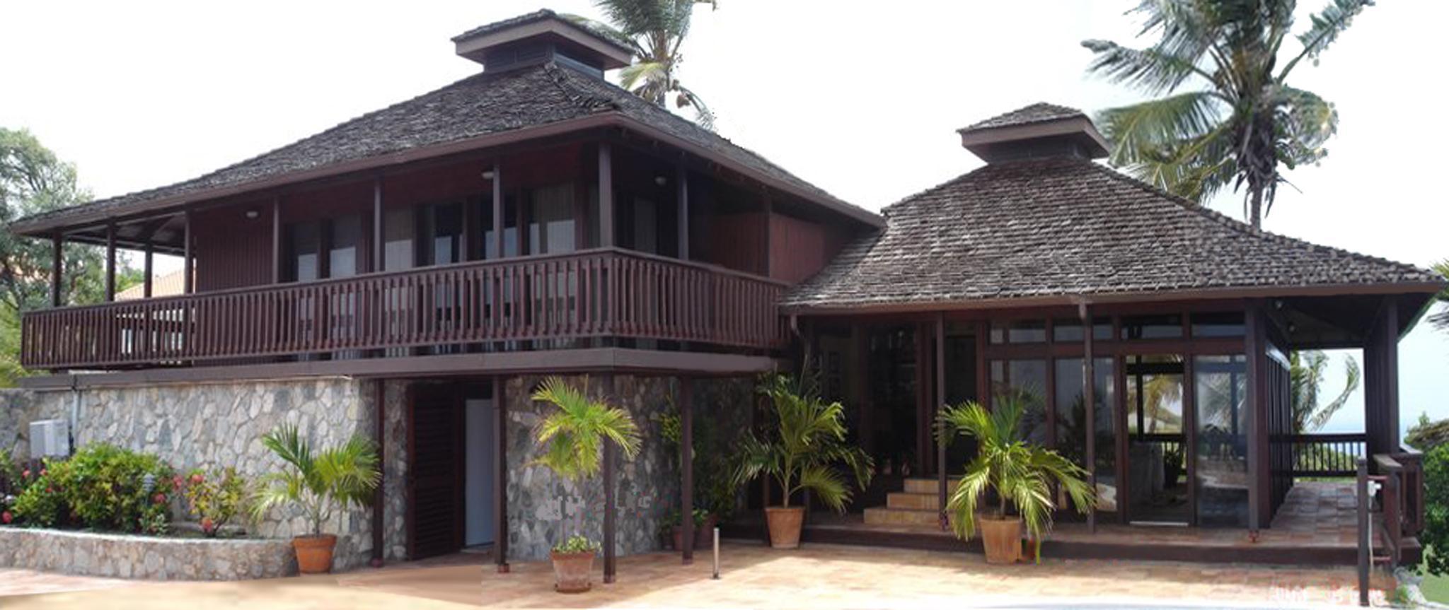 Prefab Tropical Homes House Plans