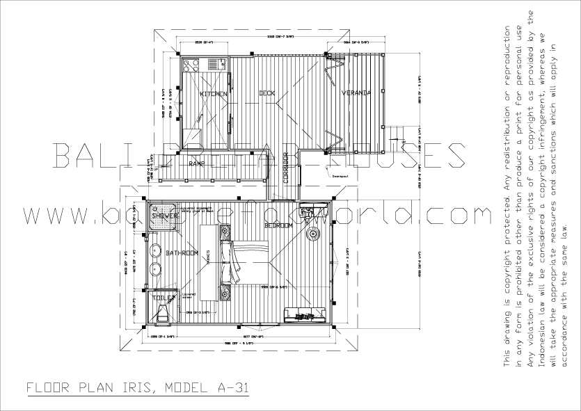 Iris floorplan ns