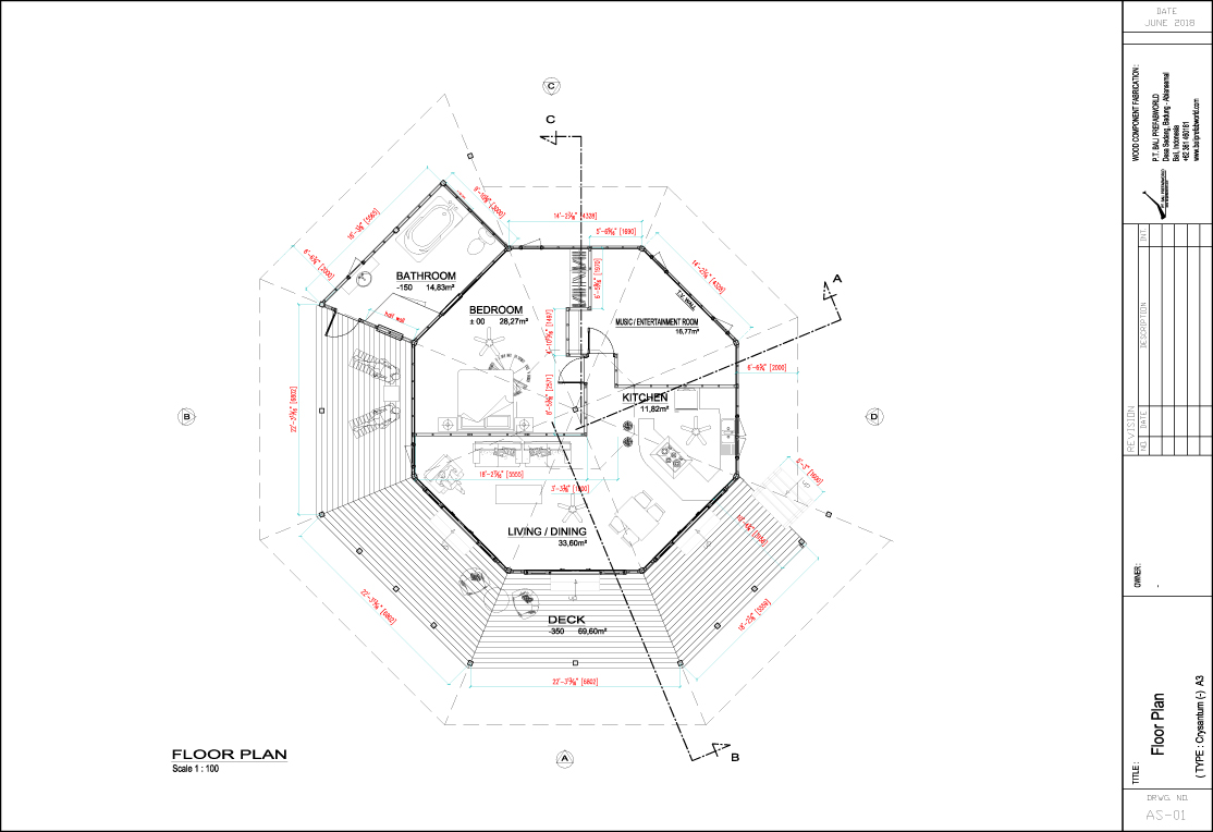 Floorplan Chrysantemum large