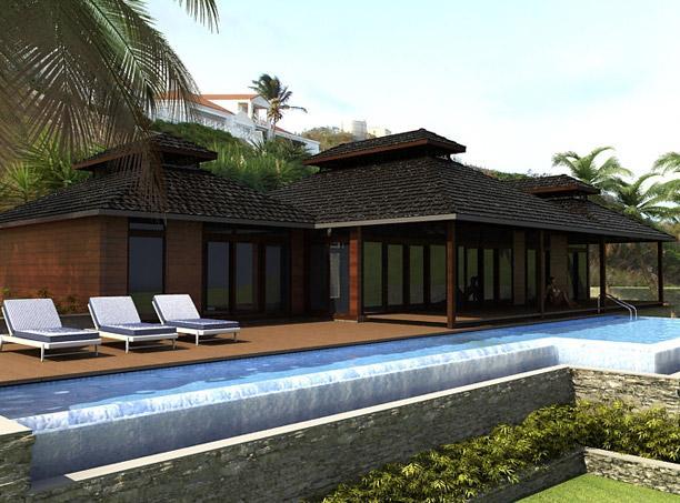 Bali Prefab Knockdown Houses